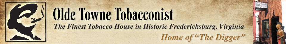 Olde Towne Tobacconist | The Home of the Digger